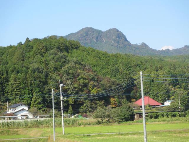古賀志山全景