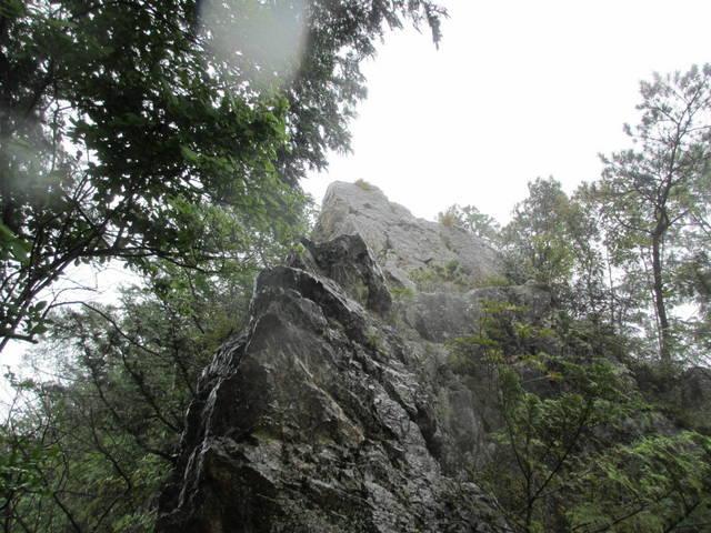 古賀志山・小マラ岩