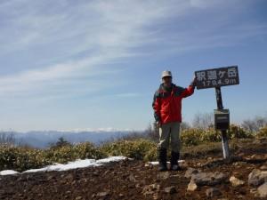 釈迦ヶ岳をツツジの名所、八方ヶ原から登ってみた。これは歩き甲斐があるわ!