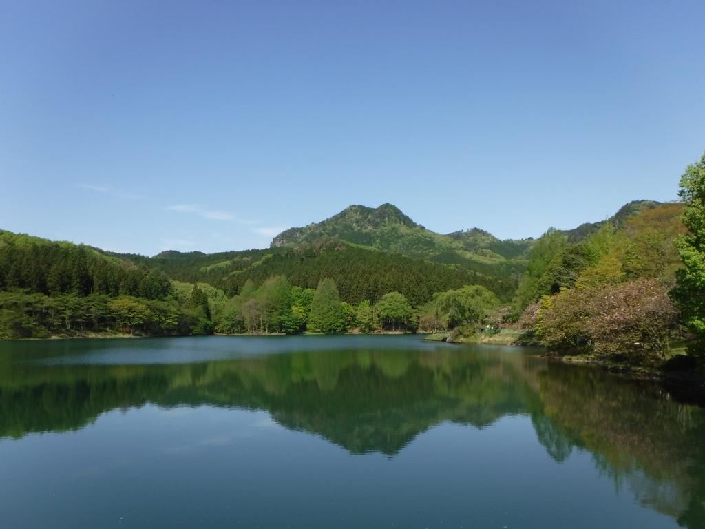 古賀志山、馬蹄形ルートを含む大外回り18キロを歩いて運動不足を解消!!