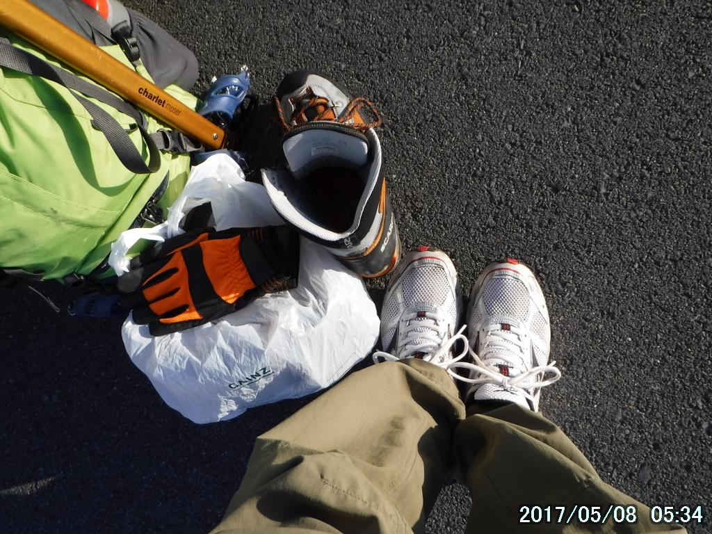 今年1登目の女峰山は凄まじい風で11時間超え(画像多数につき閲覧注意・笑)
