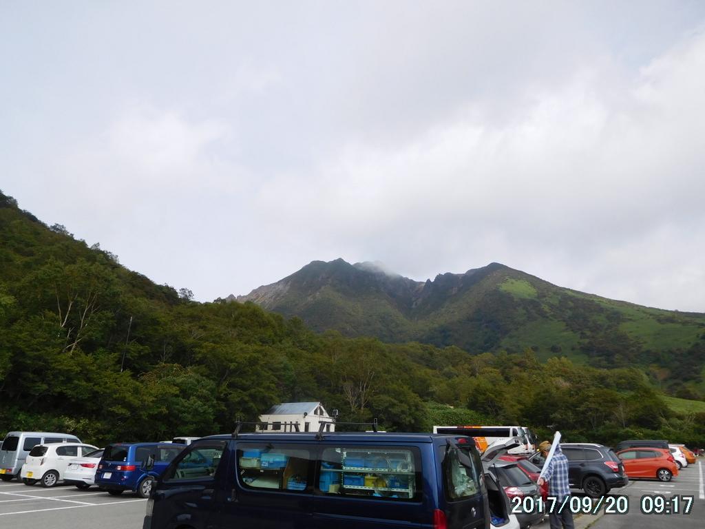 那須連峰、朝日岳と三本槍岳で紅葉を満喫。