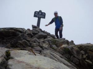 女峰山17回目の登頂