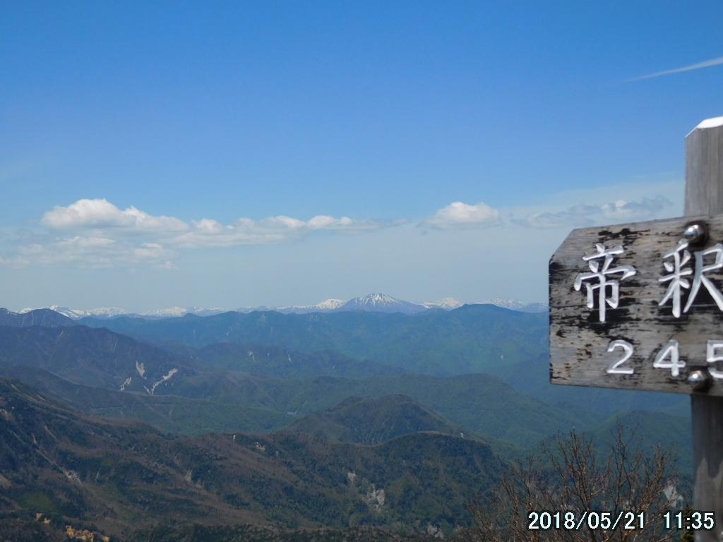 眺めは女峰山よりもいい