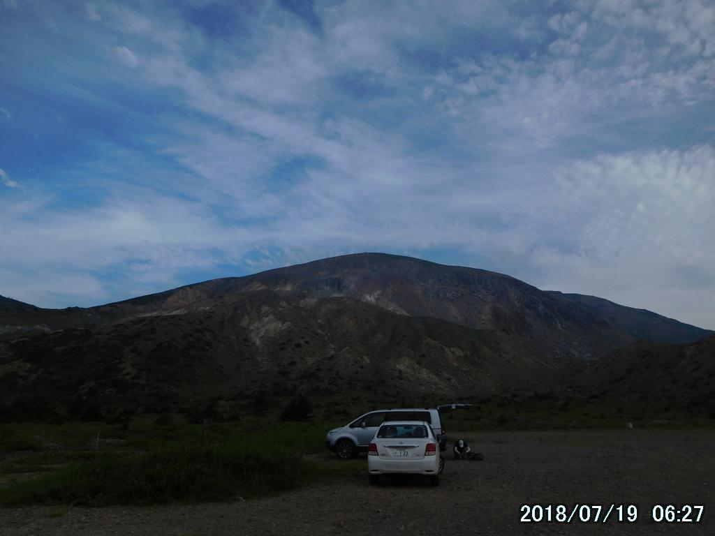 福島遠征、3日目は東吾妻山と湿原めぐり。アサギマダラとご対面。