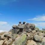 日本百名山・燧ヶ岳はただひたすら急斜面を登る。その先には大展望が。
