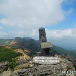 常連さんと行く日本百名山・安達太良山(一日目)。