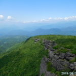常連さんと行く日本百名山・安達太良山(二日目)。