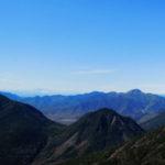20登目の女峰山は生涯の思い出となる素晴らしい天気と展望に恵まれた。