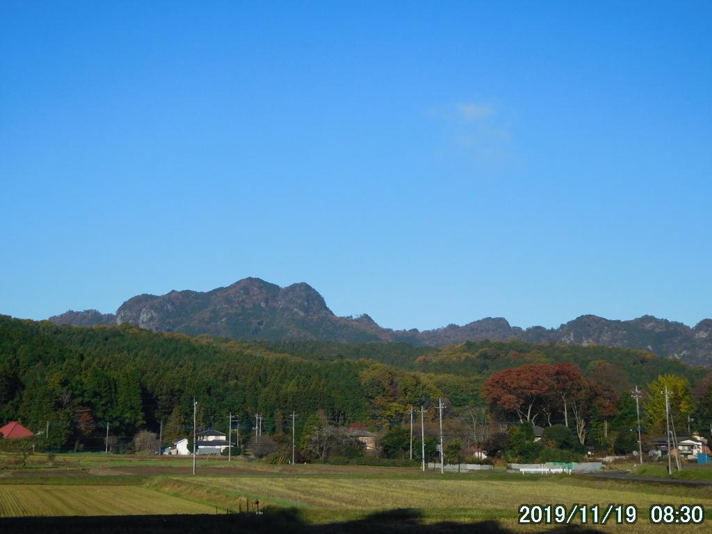 今年の古賀志山記念日は久しぶりに岩場でも(途中、怖い場面も)。