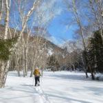 鬼門、刈込湖へ4日連続のスノーシューツアー。